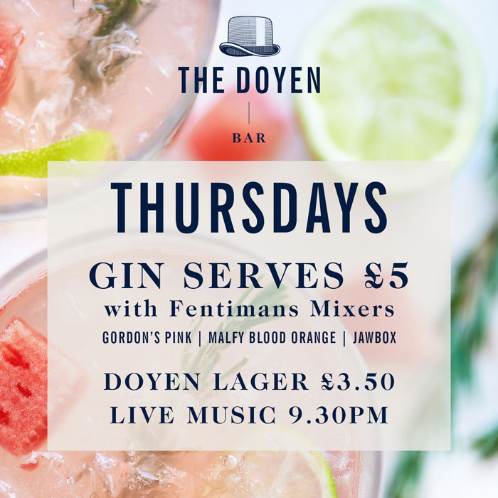 doyen thursday offer
